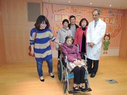 連攜服務整合醫療與居家照顧 讓病患及家屬都安心