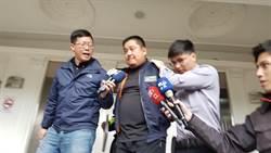 朱雪璋矢口否認犯行 要記者搞清楚再發問