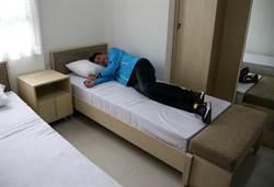 亞運》選手村房間史上最小!睡覺翻身有困難