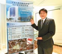 潘孟安台中招商 「投資屏東正是時候」
