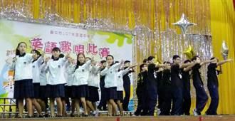 中市國中英語歌唱比賽登場60校參賽