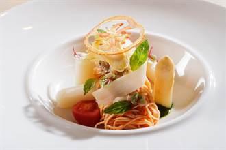 春季必嘗的鮮甜滋味!荷蘭白蘆筍義式饗宴限時上桌