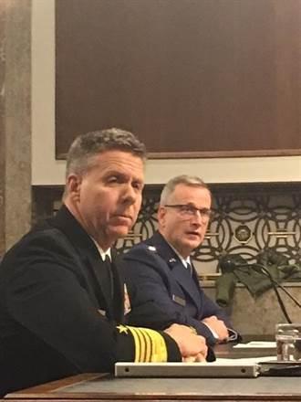 美太平洋司令提名人戴維森:依《台灣關係法》支持台灣自我防禦力