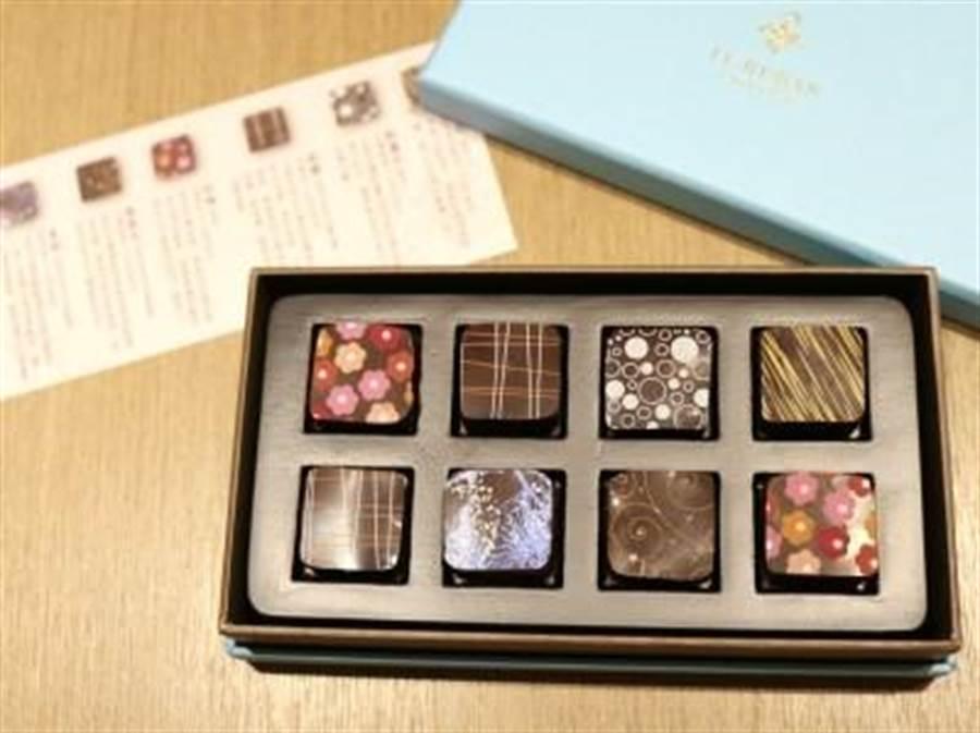 第4名「可可法朋巧克力」
