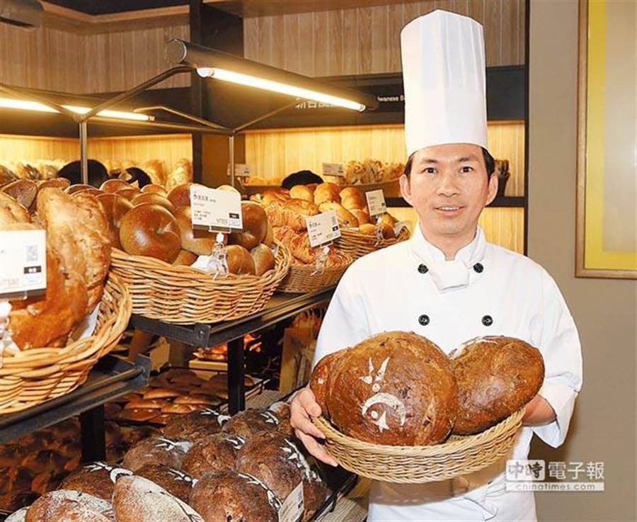 第3名「吳寶春麵包」