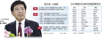 新任工研院長劉文雄上任 產業大老力挺 揭示三大重要發展方向