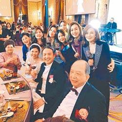 馬毓芬婚禮S.H.E合體祝福