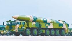 關島快遞 陸秀東風-26B飛彈旅