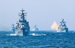 台海軍演示警美台 勿挑戰陸主權