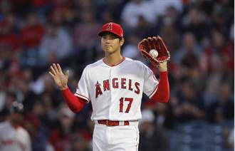 MLB》手指起水泡照投挨轟 大谷翔平:學到一課