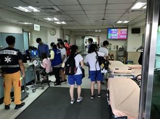 驚傳集體食物中毒  嘉義高商學生陸續送醫