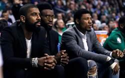 NBA》綠衫軍2連勝的秘密:厄文傳訊激勵