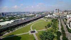 台中水湳智慧城中央公園8月啟用 建商買地不手軟