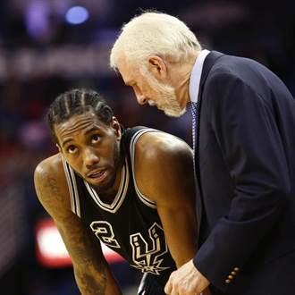 NBA》漢米爾頓:里歐納德不會離開馬刺