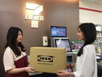 IKEA線上購物推出7-ELEVEN超商取貨