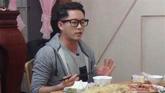 Junior躁鬱入戲太深 在餐廳摔杯與女友吵架