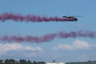 圖輯》蔡英文史瓦濟蘭雙慶典看表演 空中、中空一樣精彩