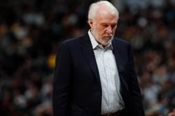 NBA》帕總奔喪缺席G3 吉諾比利:這太艱難