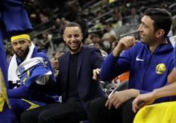 NBA》柯瑞復出又延期 次輪首役可能趕不及