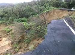 德安產業道路 今年底搶修打通