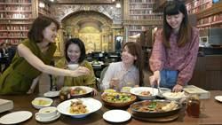 新天地「馥樂詩」義法輕食餐廳推分享餐組合