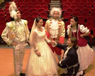 嘉義愛樂管弦樂團演出唐尼采第歌劇愛情靈藥