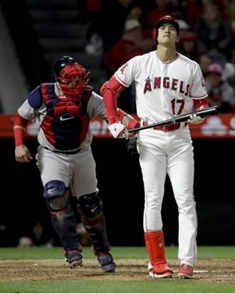 MLB》大谷無安打吞3K 天使遭紅襪橫掃