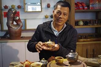 春田窯直倒焰式複合型柴燒窯獲專利