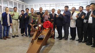 北科大木藝中心《福鉋・華山》鉋刀特展  傳統創新融合