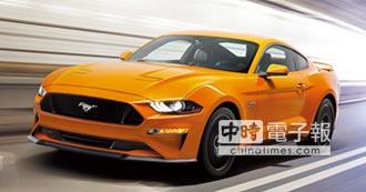 熱血野馬精神 Ford Mustang新改款