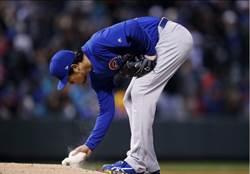 MLB》小熊遭洛磯逆轉 達比修有又爆了