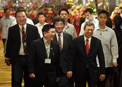 陳建仁出席牙醫全聯會 肯定牙醫軟實力