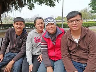 身兼二份工養育3子女 癌末母獲選自強母親