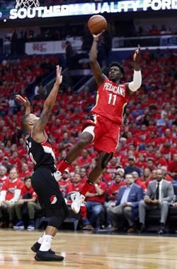 NBA》拓荒者遭鵜鶘橫掃 原來是Kobe害的