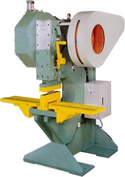 桂全鋼鐵沖孔機 機械式傳動設計