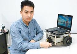 讚!陳孝昇玩機器人 錄取10研究所