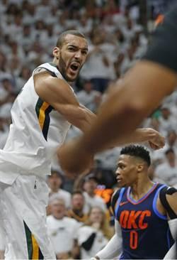 NBA》戈貝爾深刻體會蛋蛋的哀傷