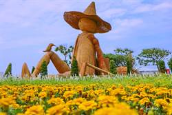 台灣之美》最難玩縣市大翻身!桃園農博稻草人萌到你嫑嫑的