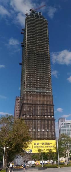 百總工程守護全台最高豪宅