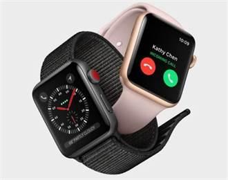 Apple Watch LTE版確定5/11開賣 月租199元