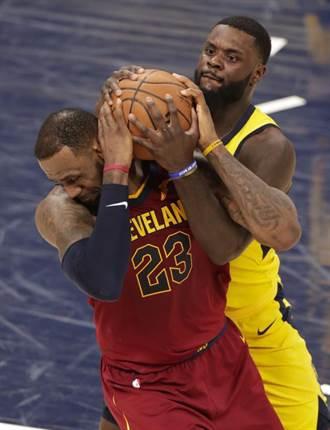 NBA》屢次戲耍詹皇 溜馬「吹耳哥」爆紅