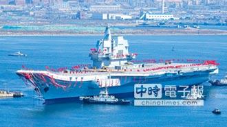 陸首艘自製航艦002型在世界航母隊伍中排哪裡?