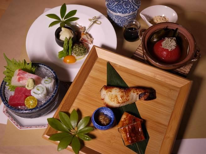 SOGO忠孝館神樂家5周年紀念特別套餐,原價1280元、特價980元。(SOGO提供)