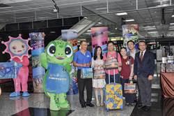 配合2018澎湖國際花火節華信航空4月24日起推出香港直飛澎湖包機