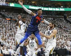 NBA》韋斯布魯克逃過禁賽 雷霆危機暫解除