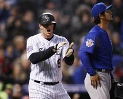 MLB》肉身保護暗號 小熊內野手引爭議