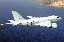 影》安倍加強海外軍售!首出口P-1反潛機給法德