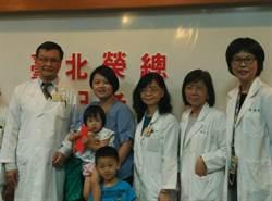 她罹「胎兒母體輸血症」北榮低溫療法成功救命