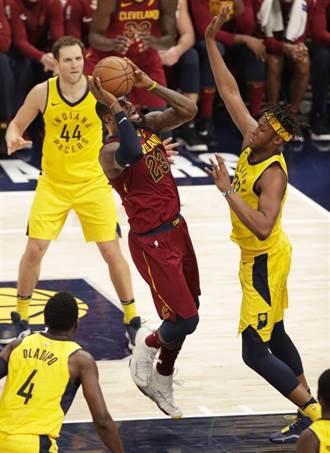 NBA》美媒:騎士隊走不出詹姆斯的陰影