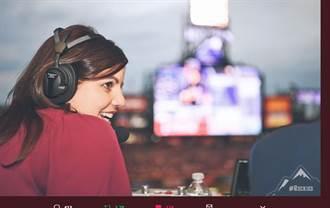 影》25年來首位女性播報員 卡弗娜征服大聯盟